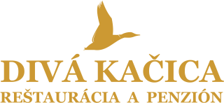 logo Divá Kačica - Reštauracia a Pensión